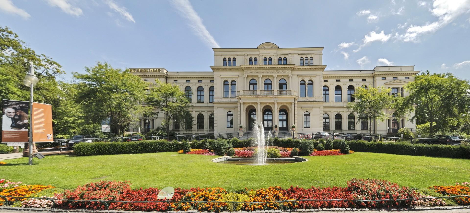 Ritz Remond Théâtre à Francfort en Allemagne