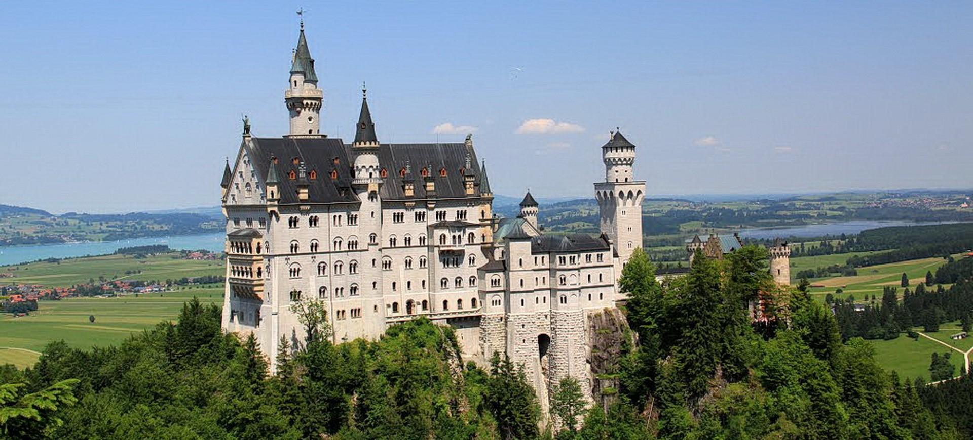 Allemagne Fussen Chateau Neuschwanstein