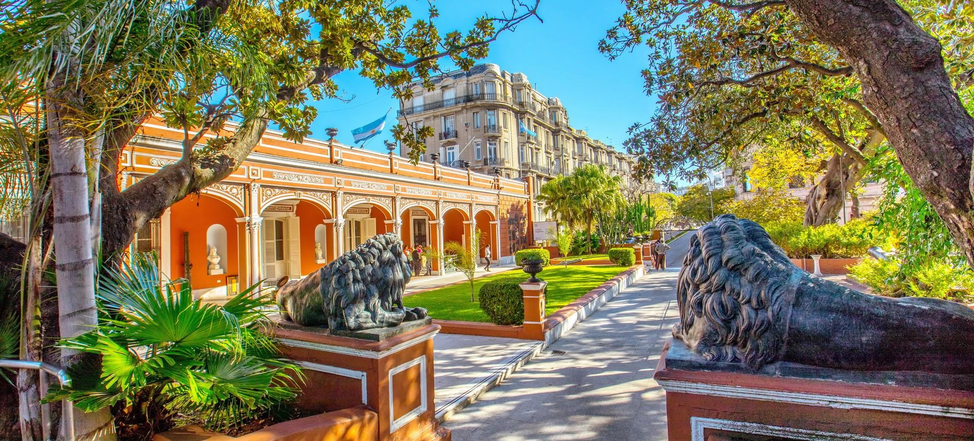 Musée d'histoire National à Buenos Aires