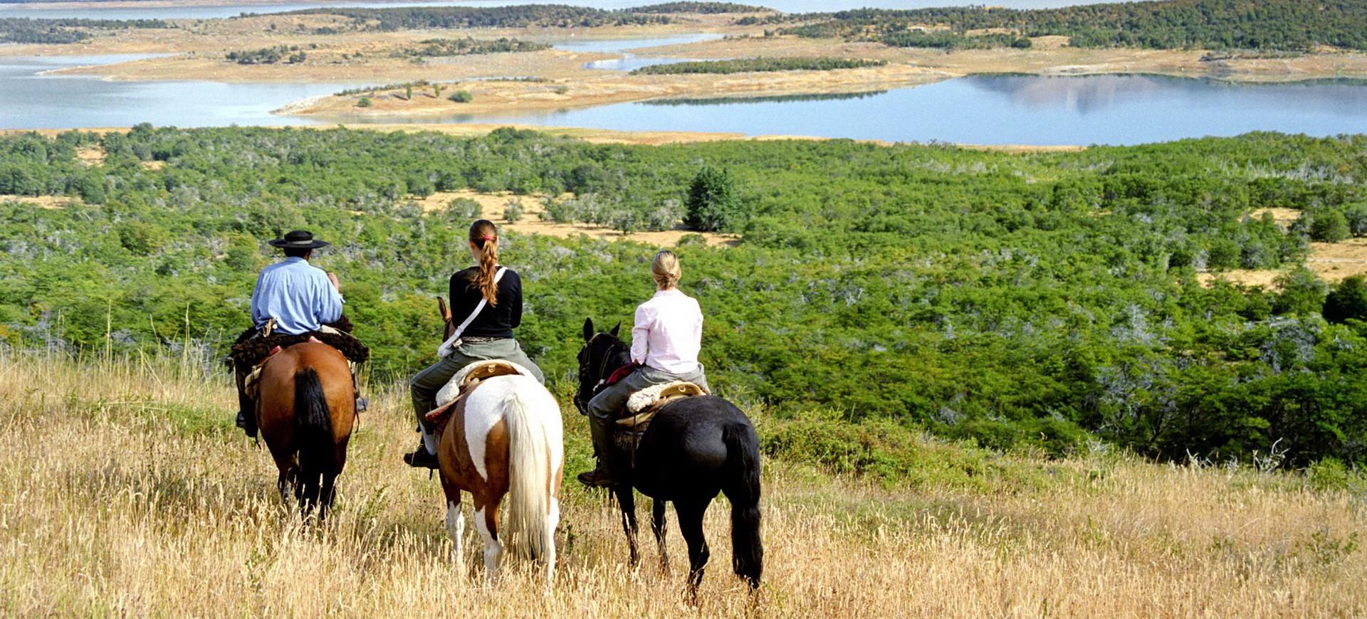 Promenade Equestre à Santa Cruz