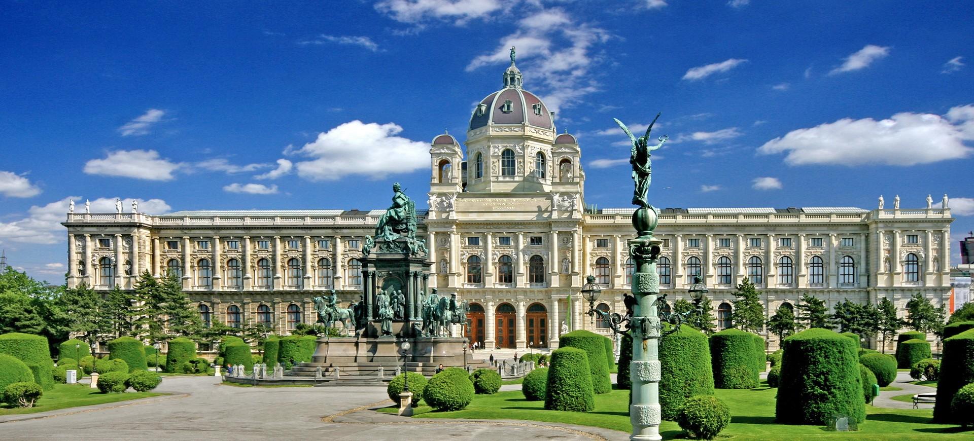 Autriche Vienne Kunsthistorisches  Musée