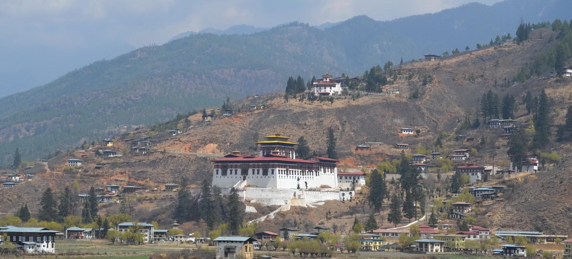 Monastère Ripun Dzong à Paro