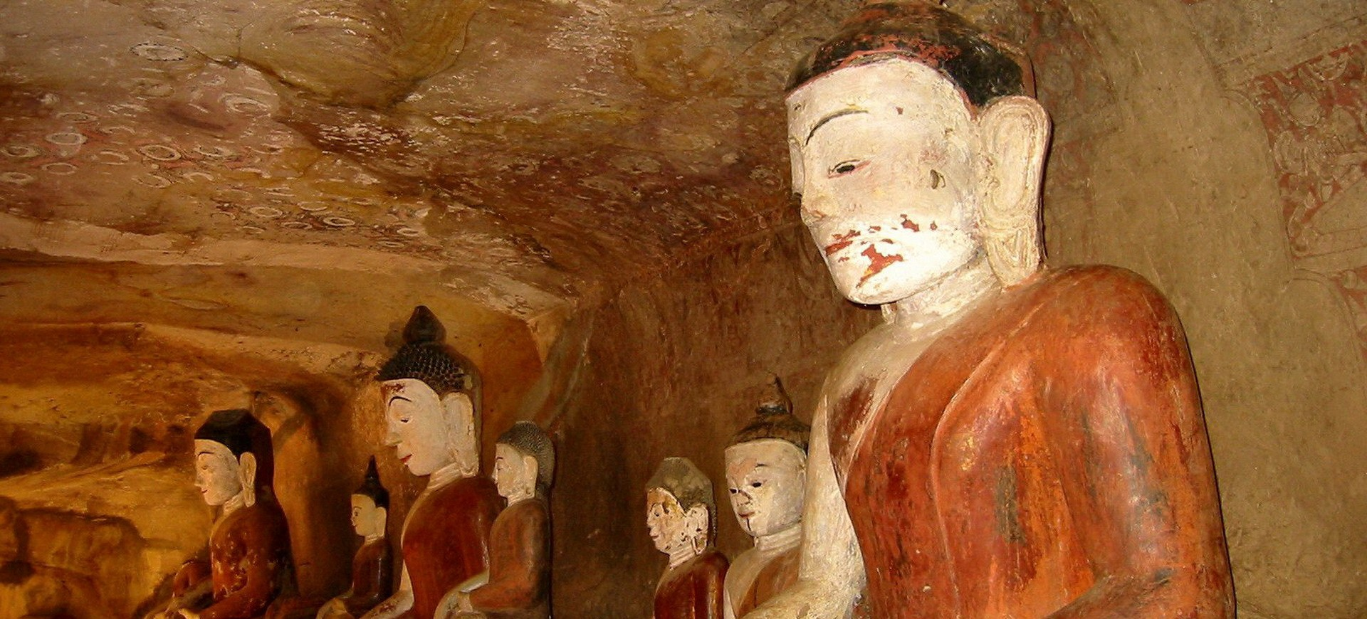 Birmanie Monywa Pagode