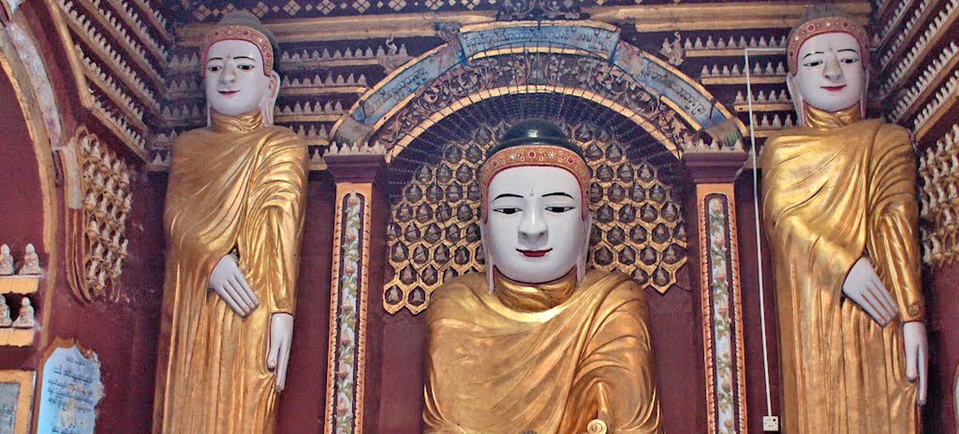 Pagode Thanboddhe à Monywa