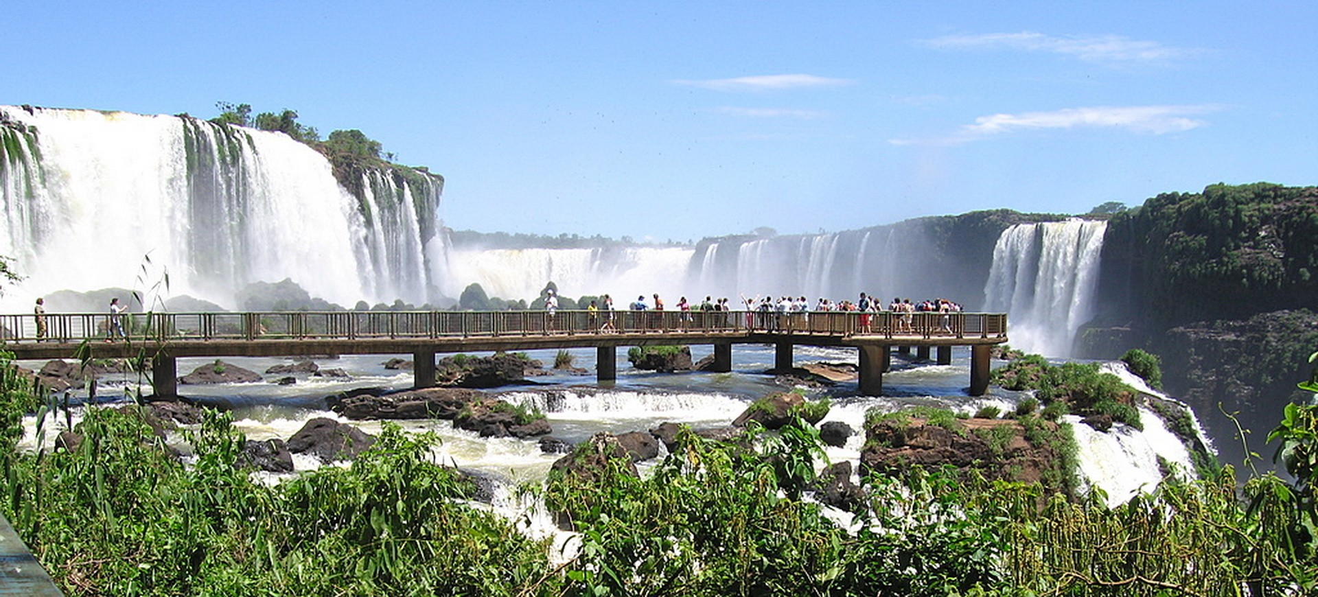 Brésil Iguacu Chutes