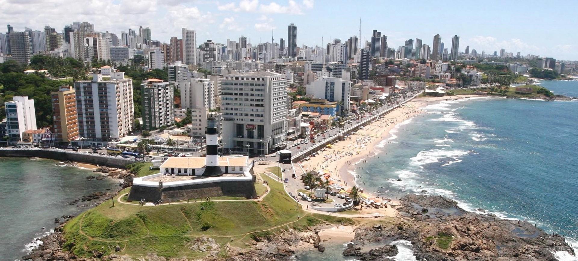 Brésil Salvador de Bahia