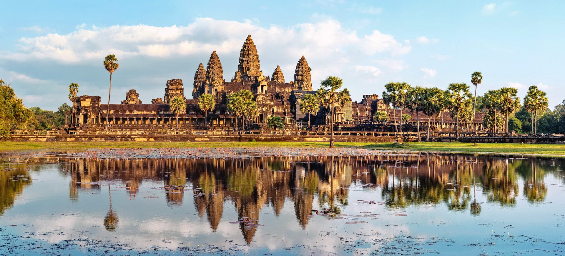 Asie Cambodge Siem Reap Temple Angkor Wat architecture Khmer