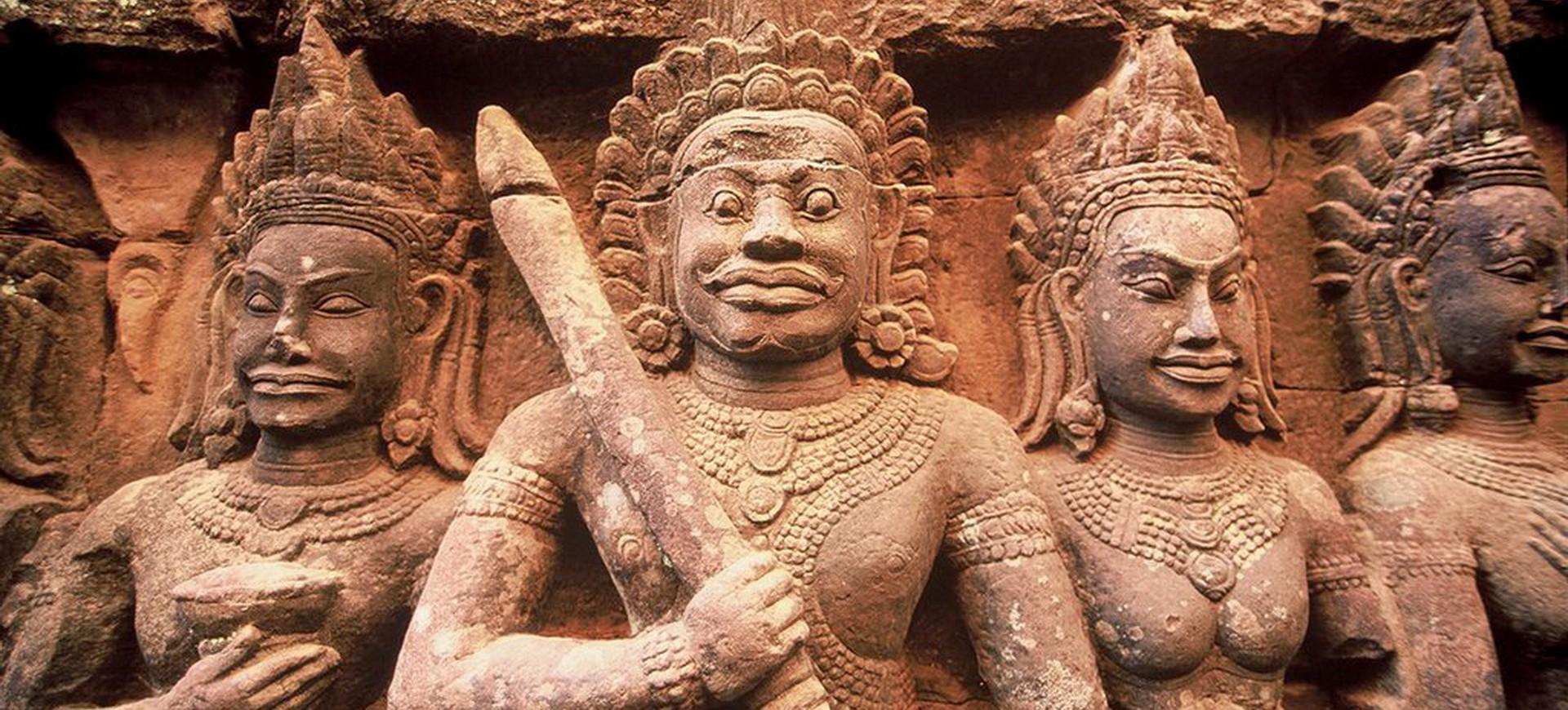 Cambodge Angkor Thom