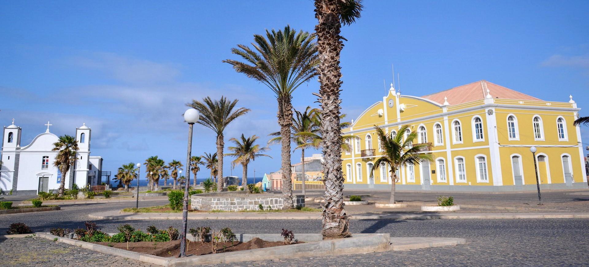 Cap Vert Sao Vicente Mindelo