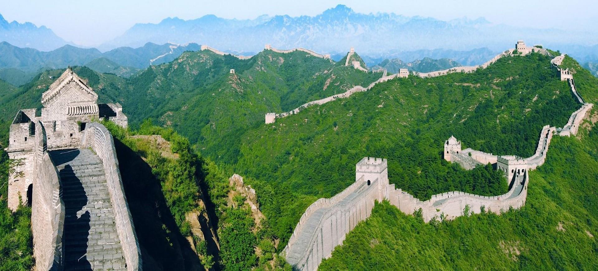 Chine Pékin Grande Muraille