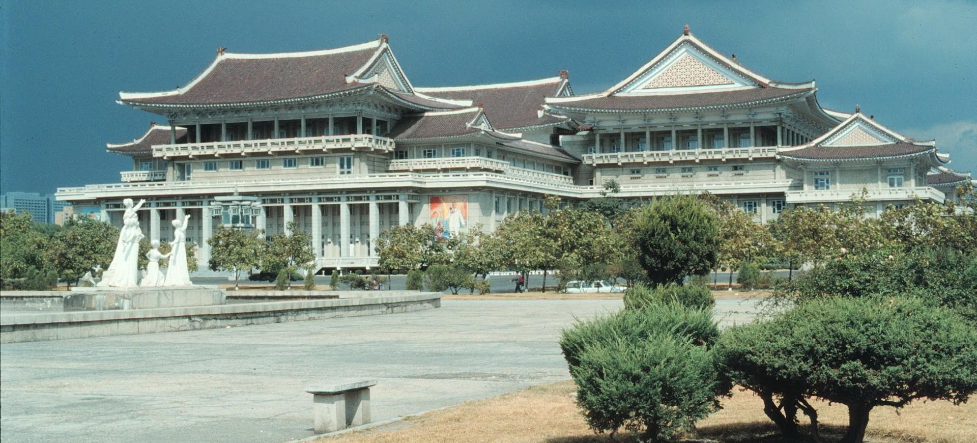 Pyongyang en Corée du Nord