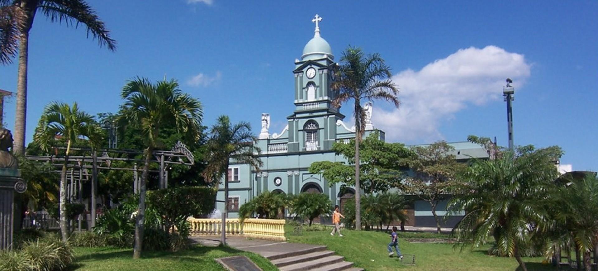 Costa Rica San José Eglise