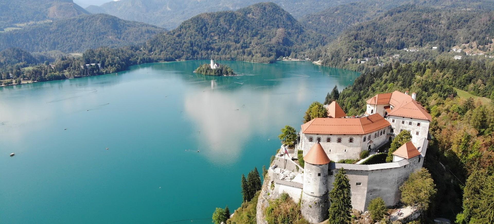 Croatie Bled