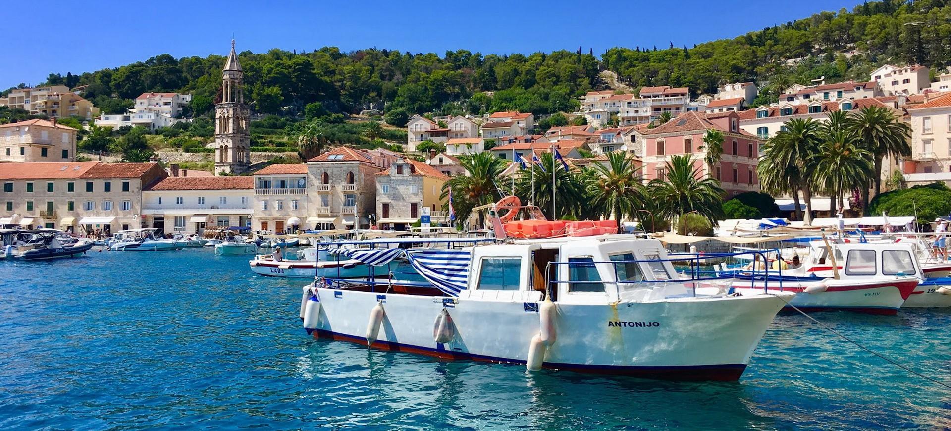 Croatie Ile de Hvar