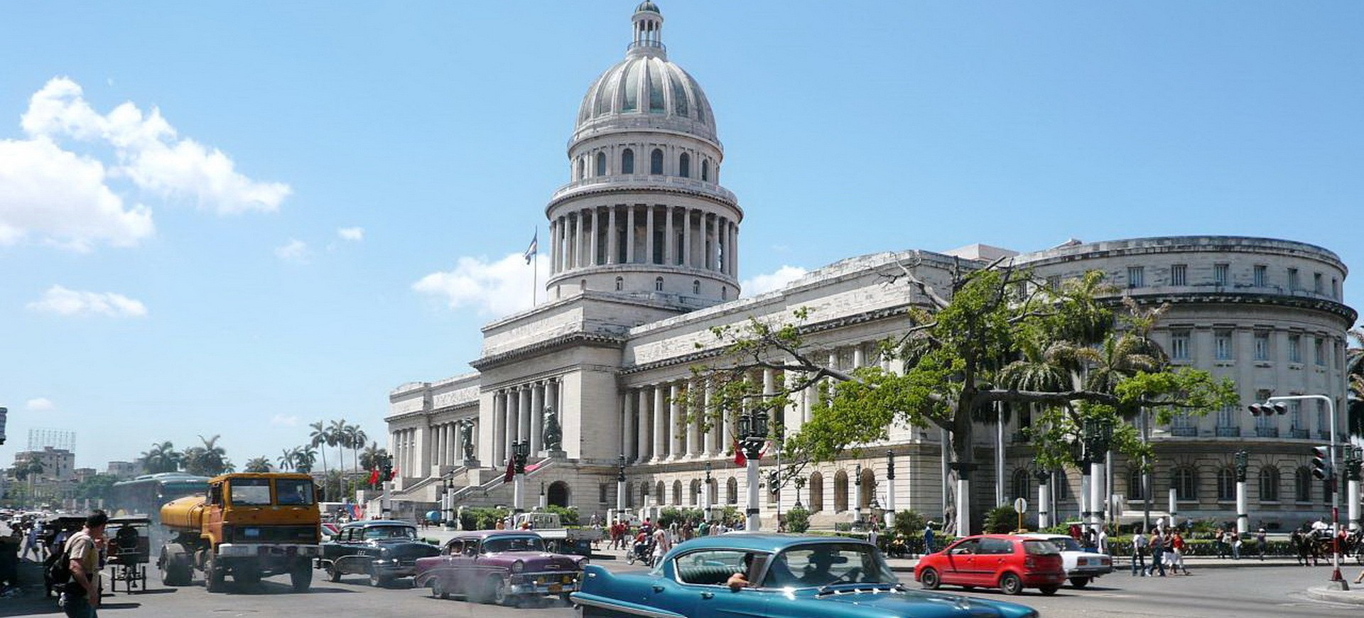 Capitol à la Havane