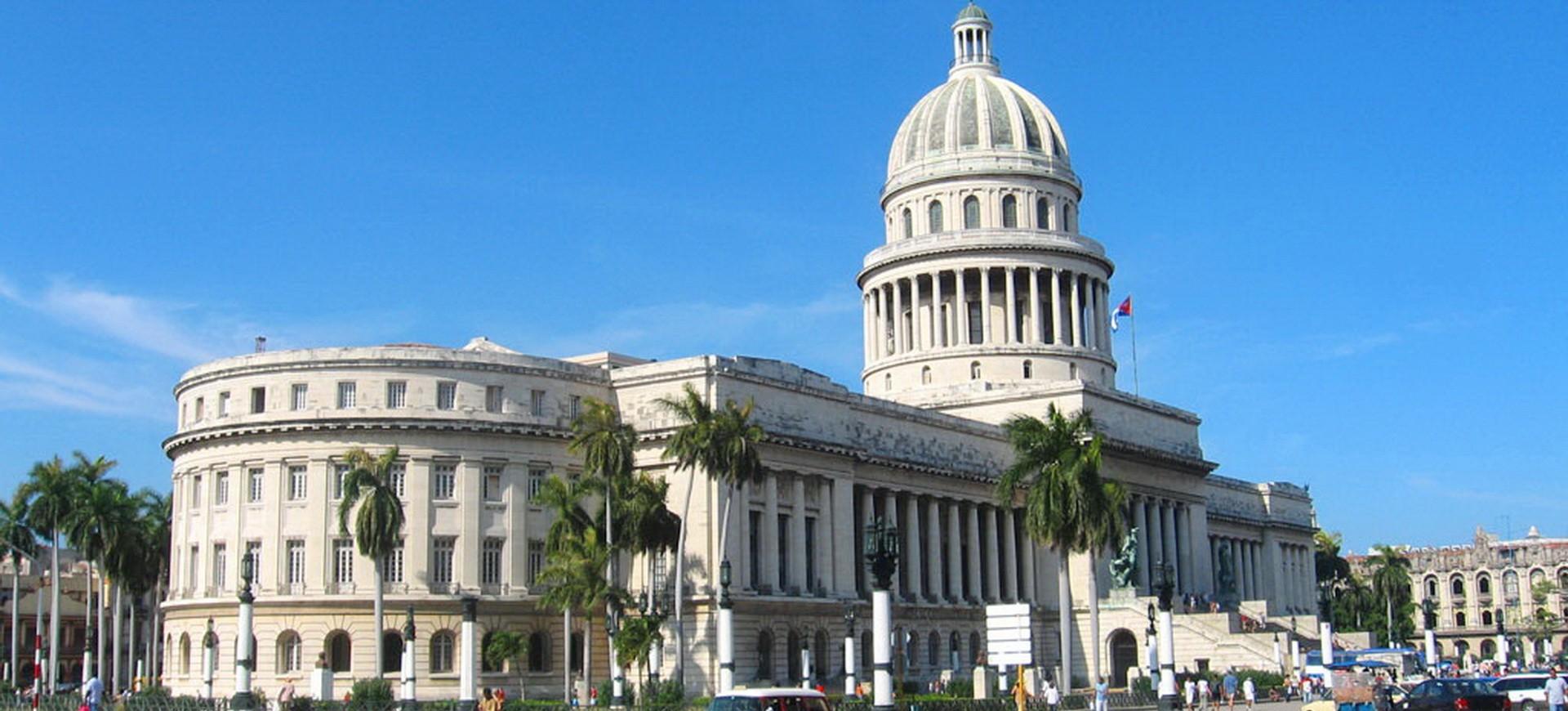Cuba La Havane Capitol