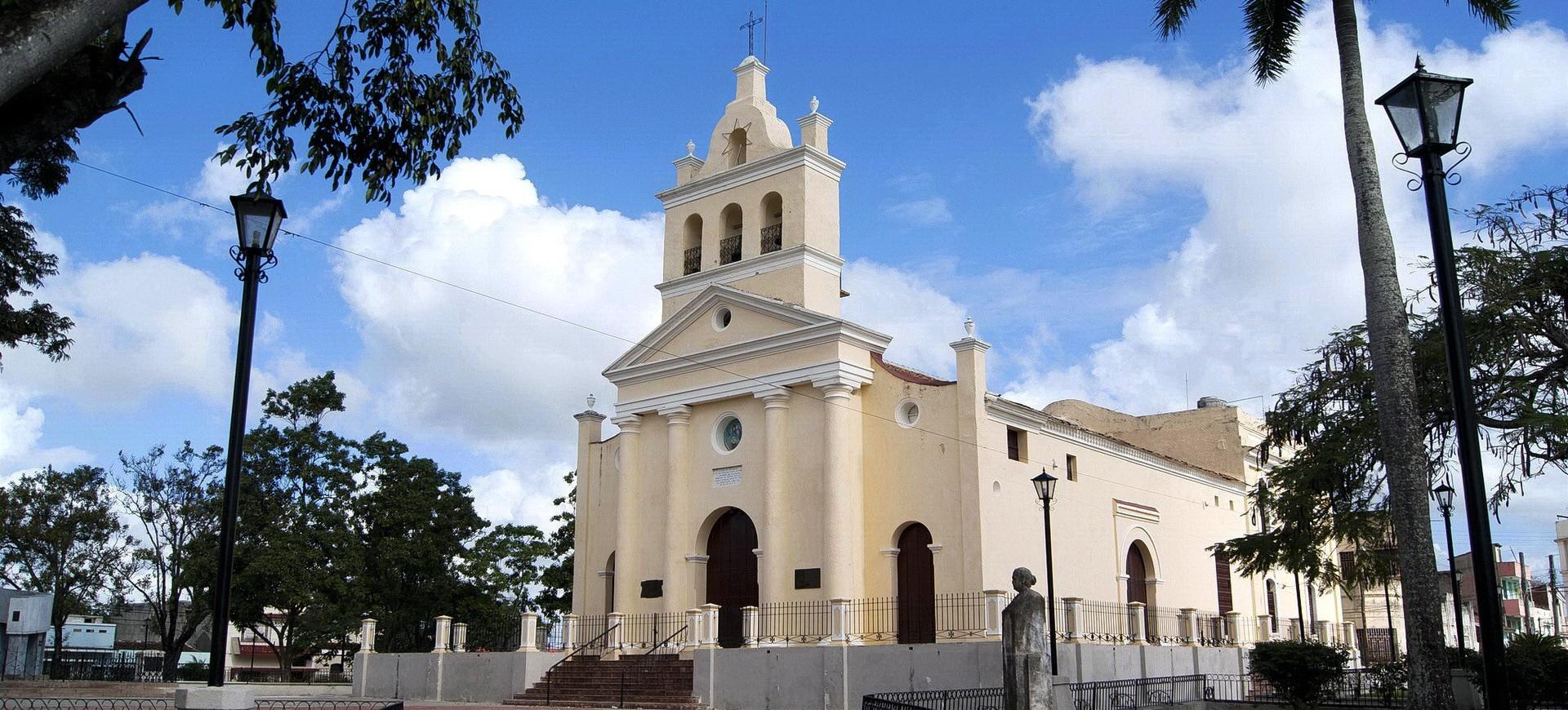 Eglise à Santa Clara