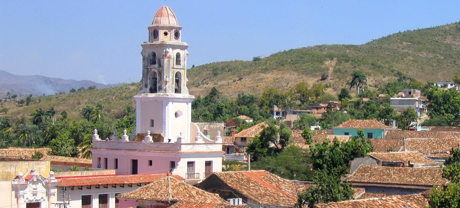 Vieille ville de Trinidad