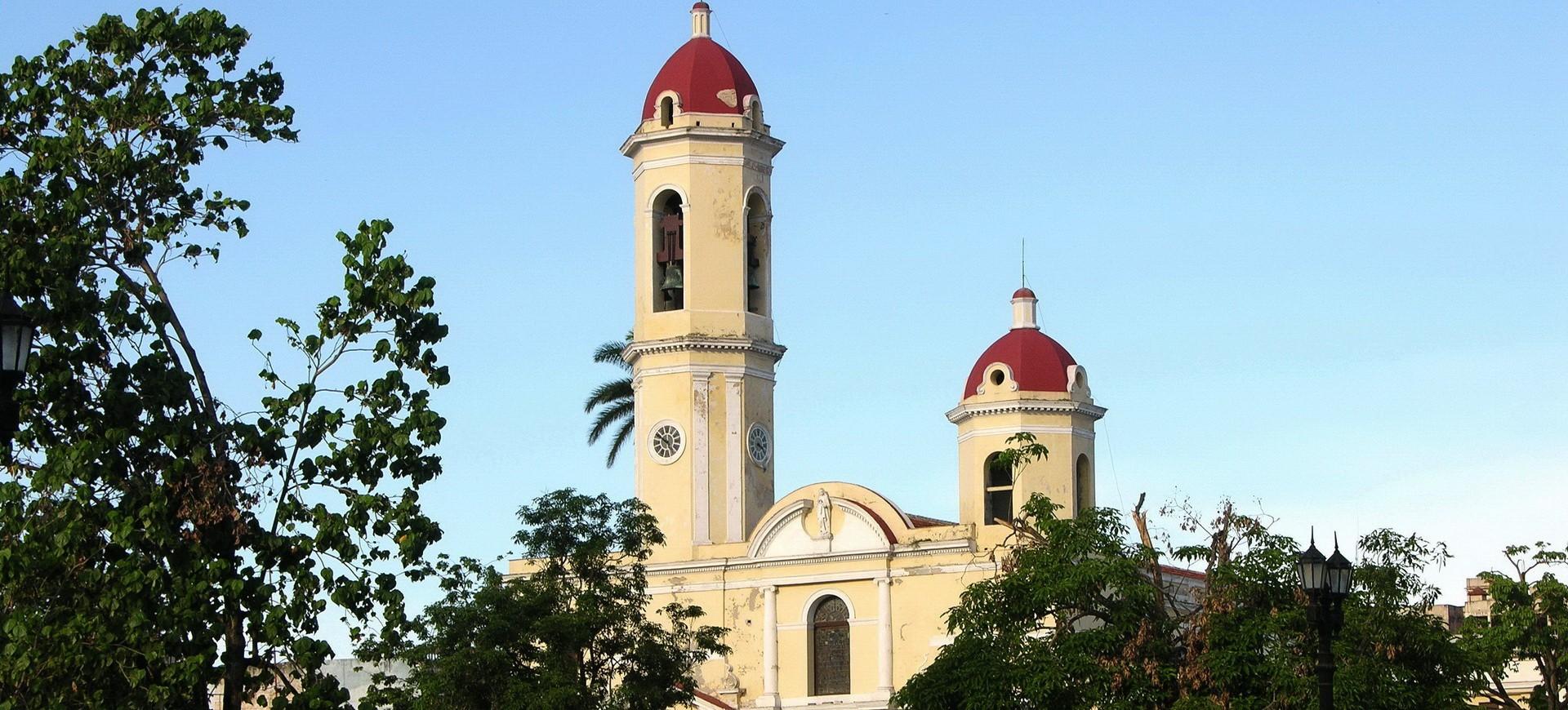 Cuba Trinidad Eglise