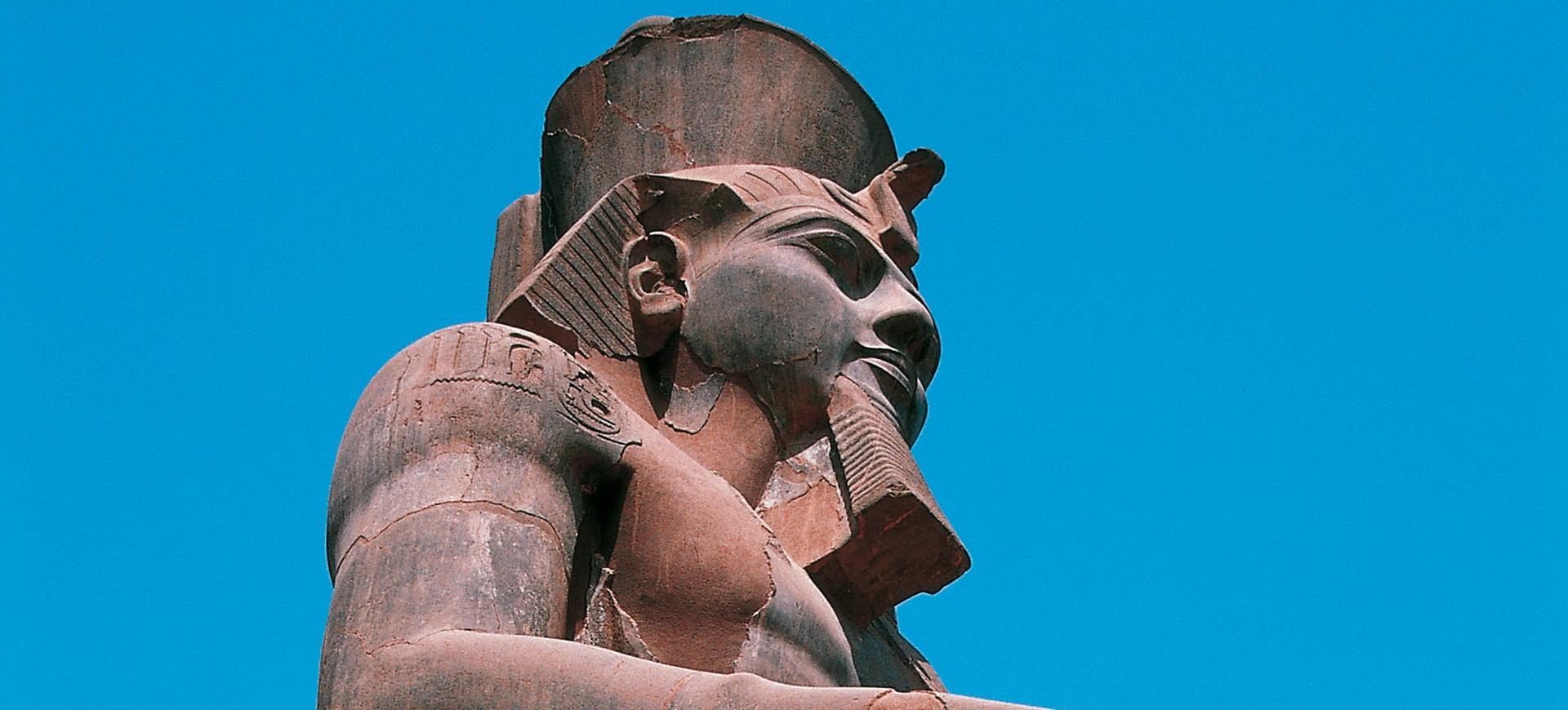 Temple Ramses à Karnak