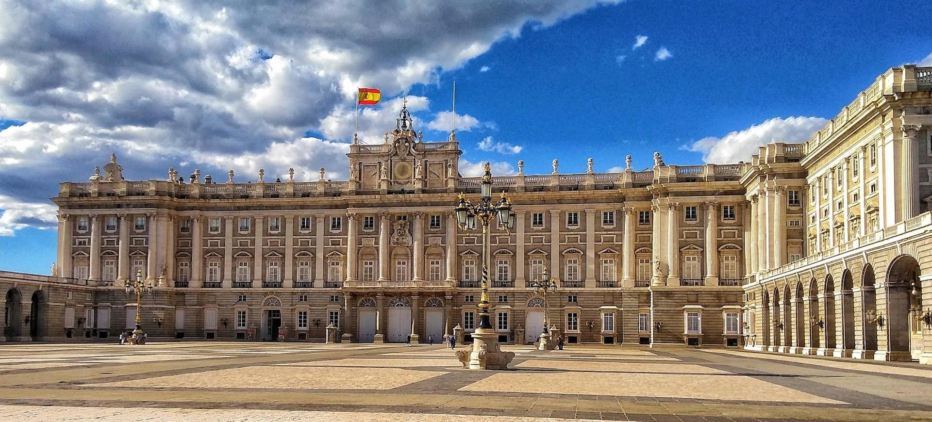 Espagne, Madrid Palais Royal