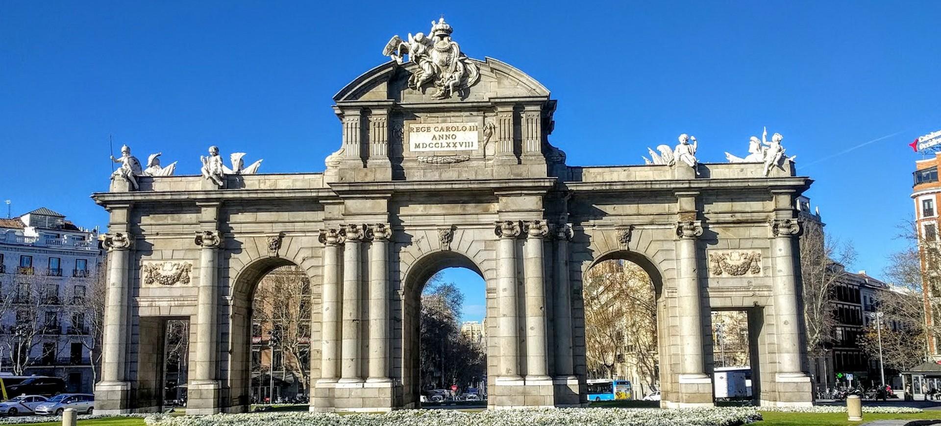 Week-end à Madrid en liberté