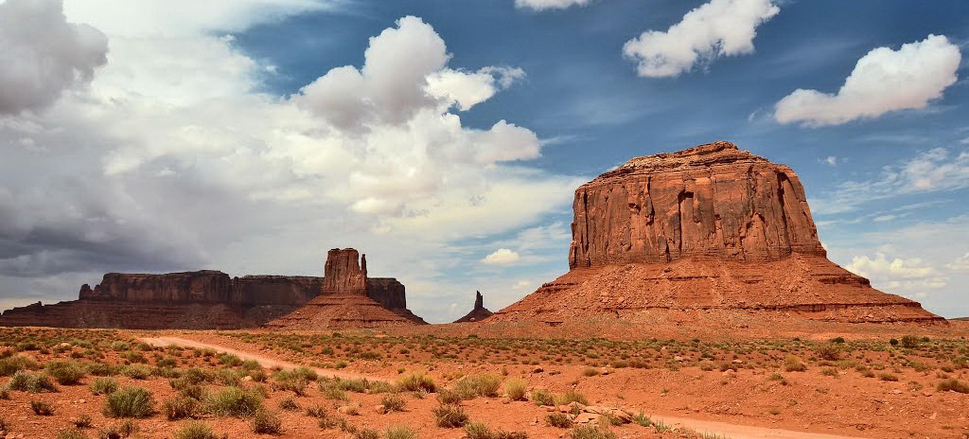 Etats Unis Arizona Monument Valley