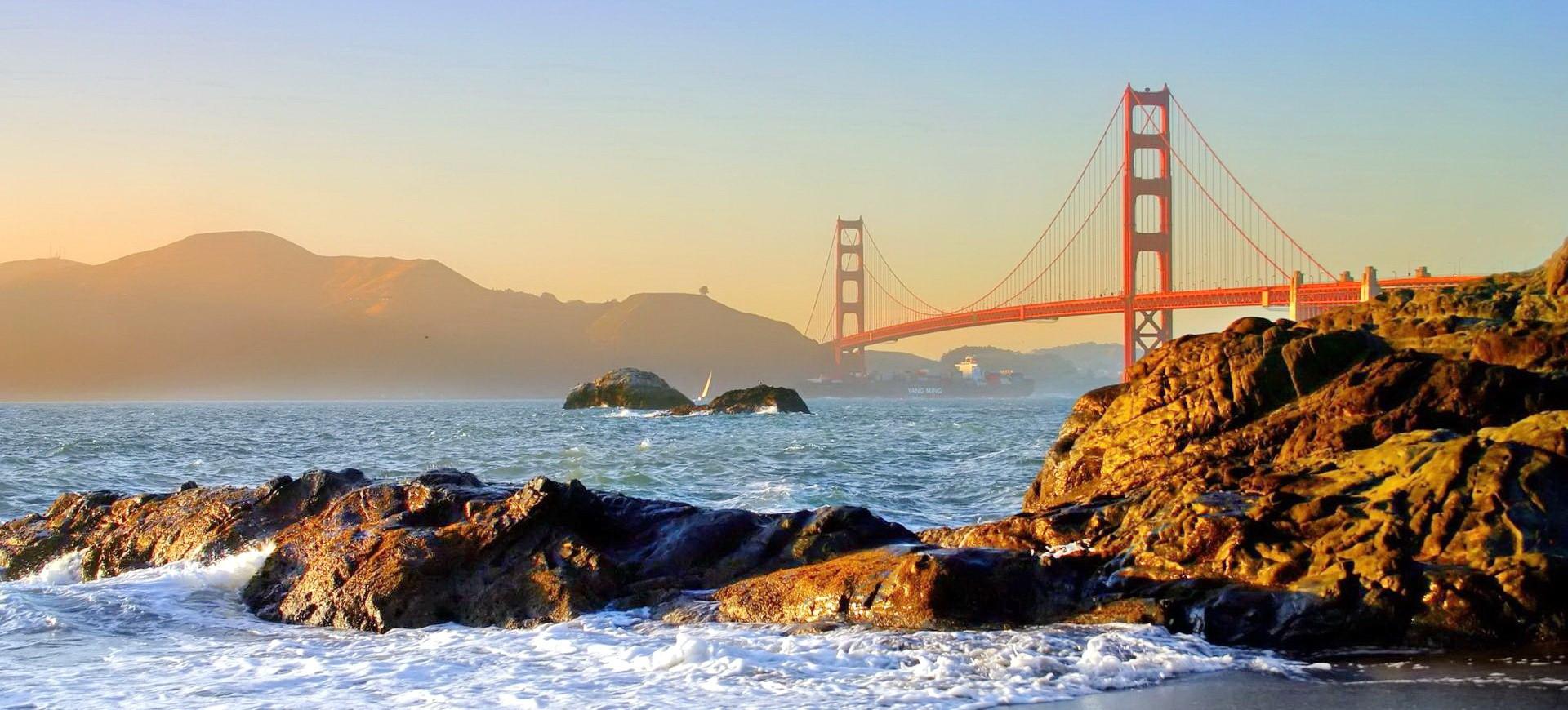 Etats Unis San Francisco Pont