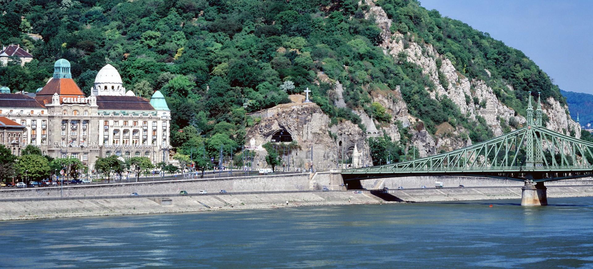 Mont Gellert à Budapest