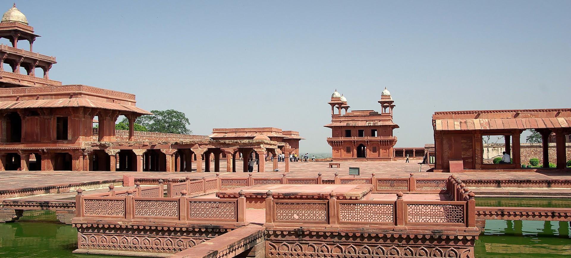 Inde du Nord Fatehpur Sikri