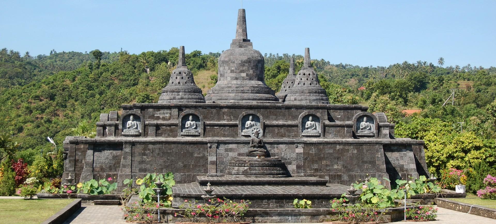 Indonésie Bali Banjar