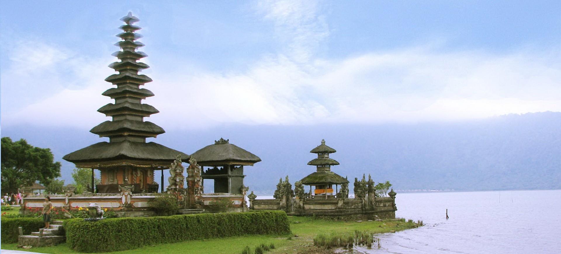Indonésie Bali Bedugul Temple