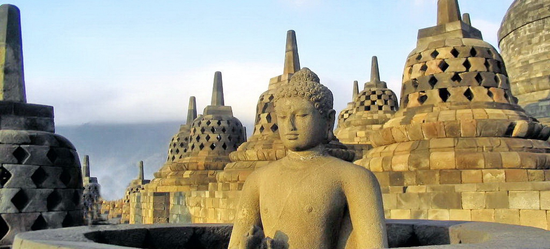 Indonésie Yogyakarta