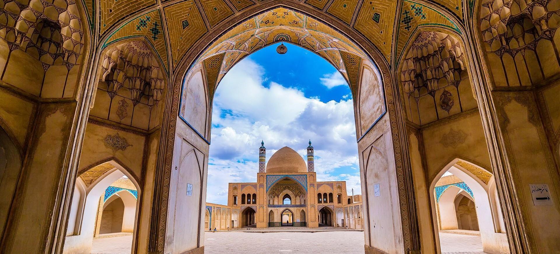 Iran Téhéran Tour Azadi
