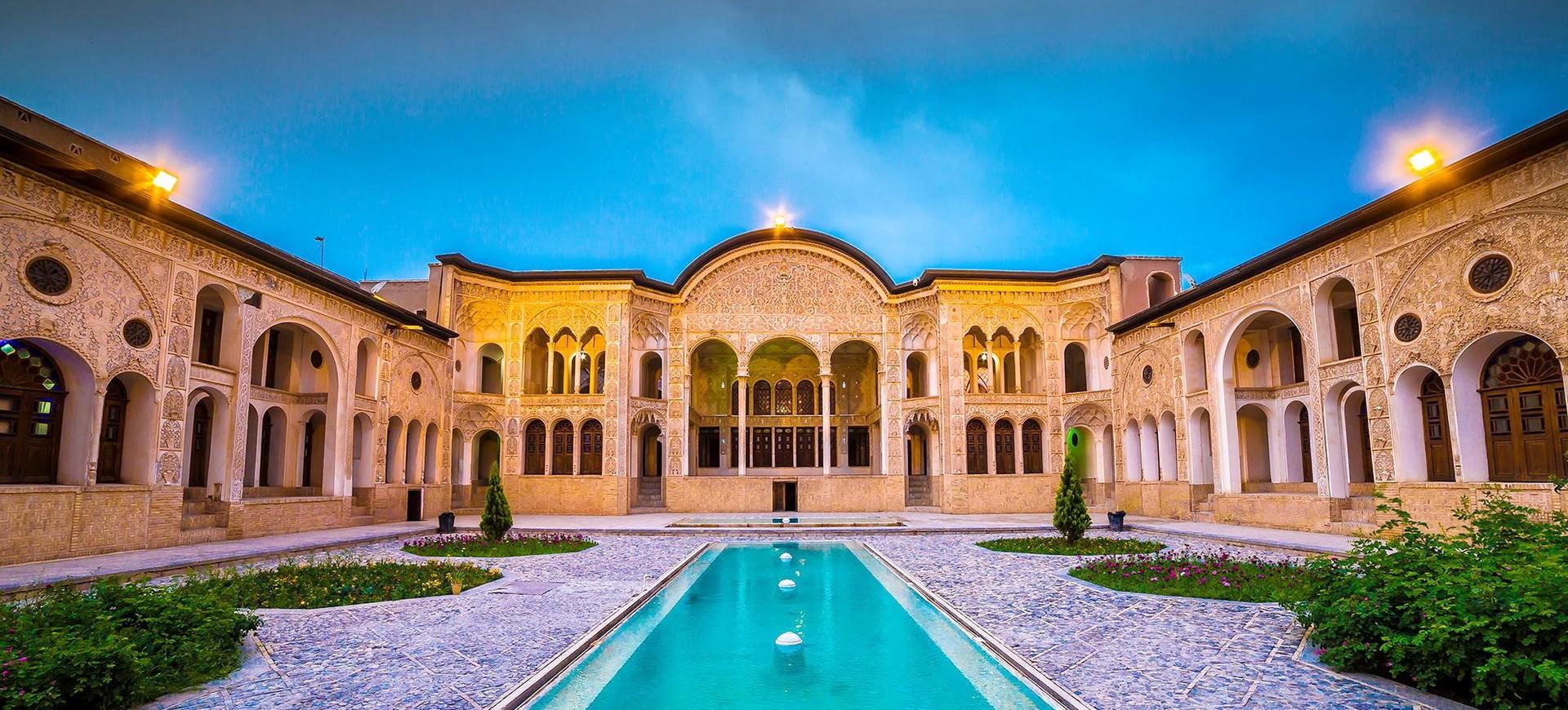 Tabatabaei House à Kashan