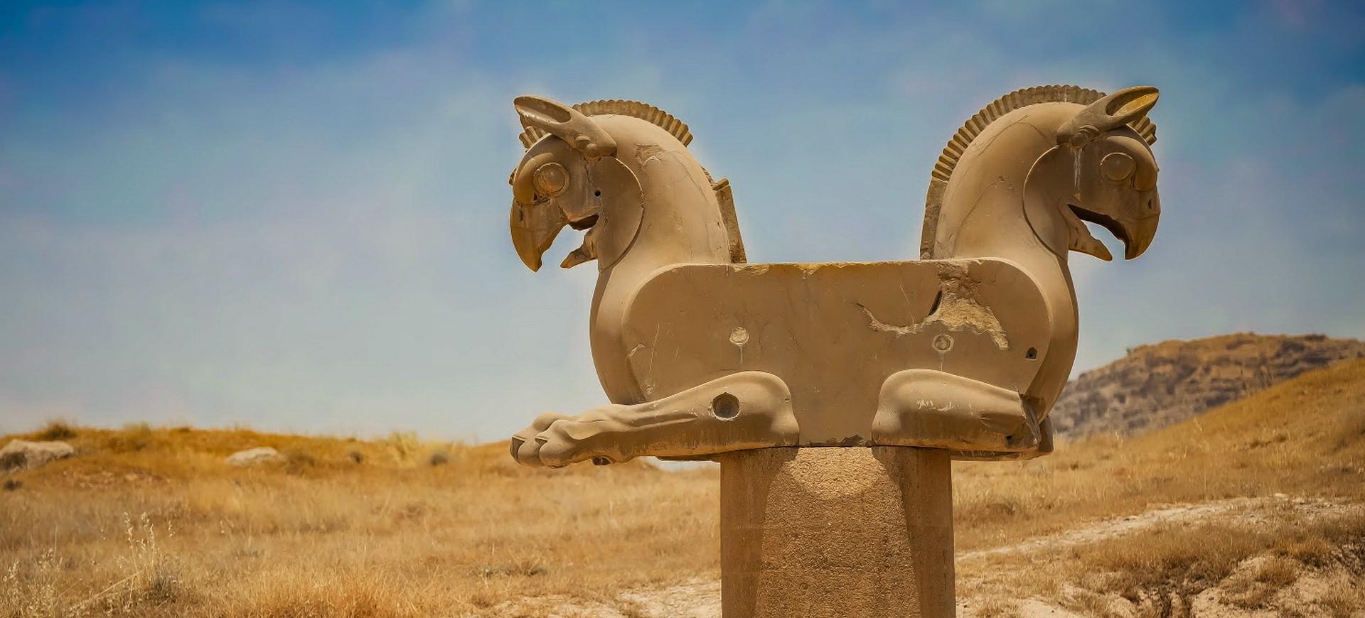 Iran site archéologique de Persépolis