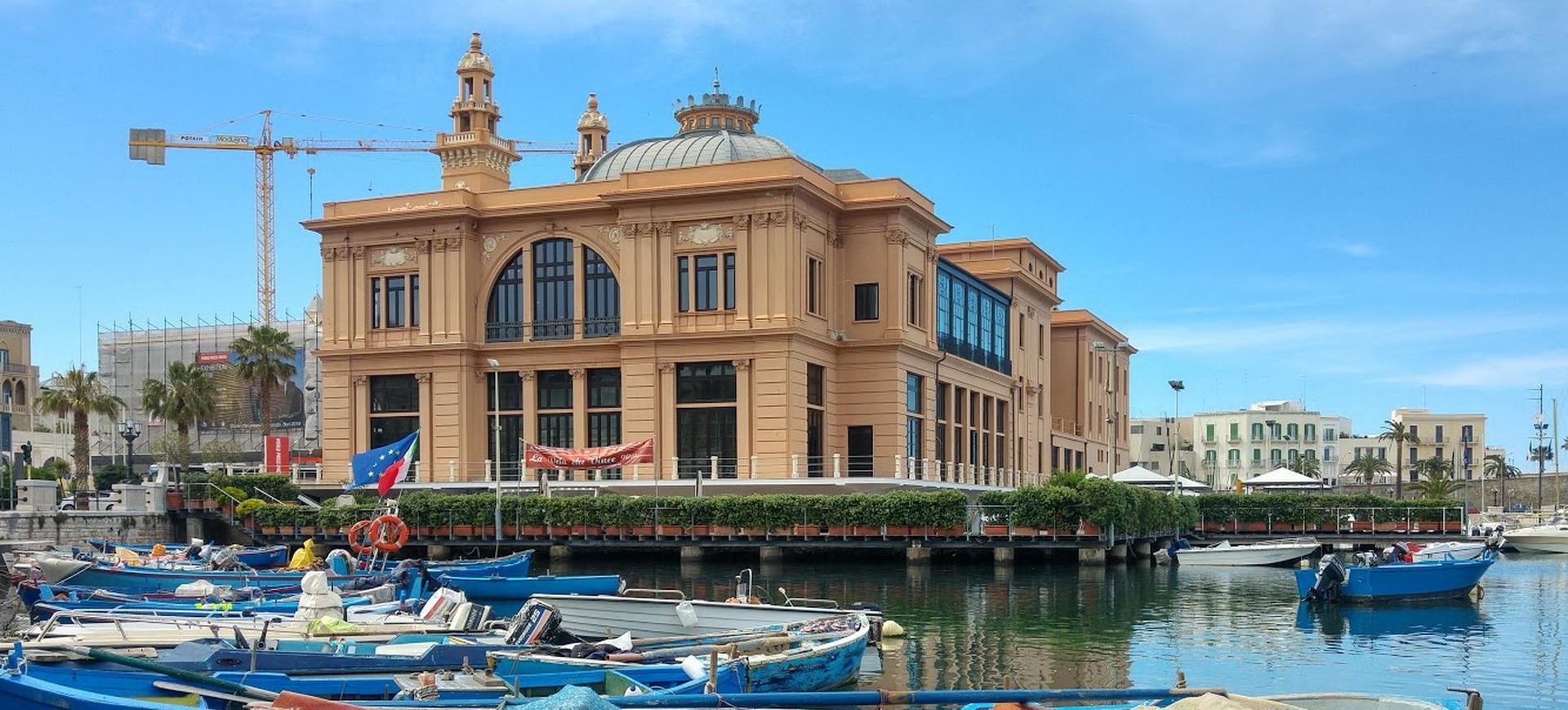 Italie Bari