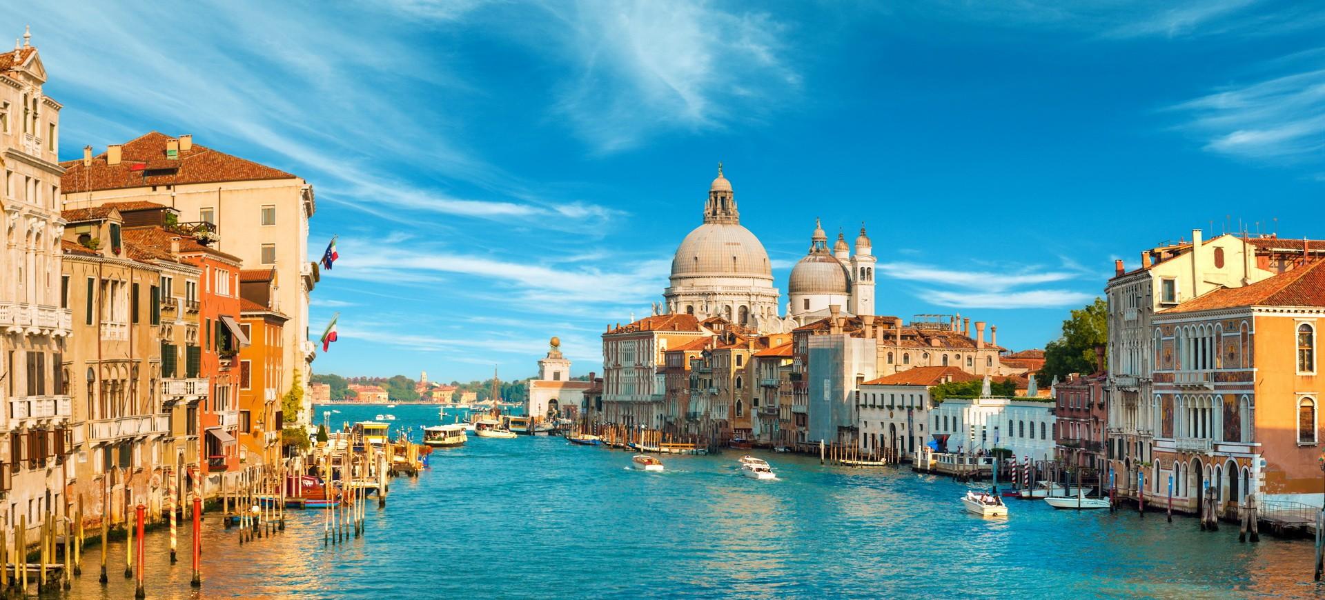 Grand Canale à Venise
