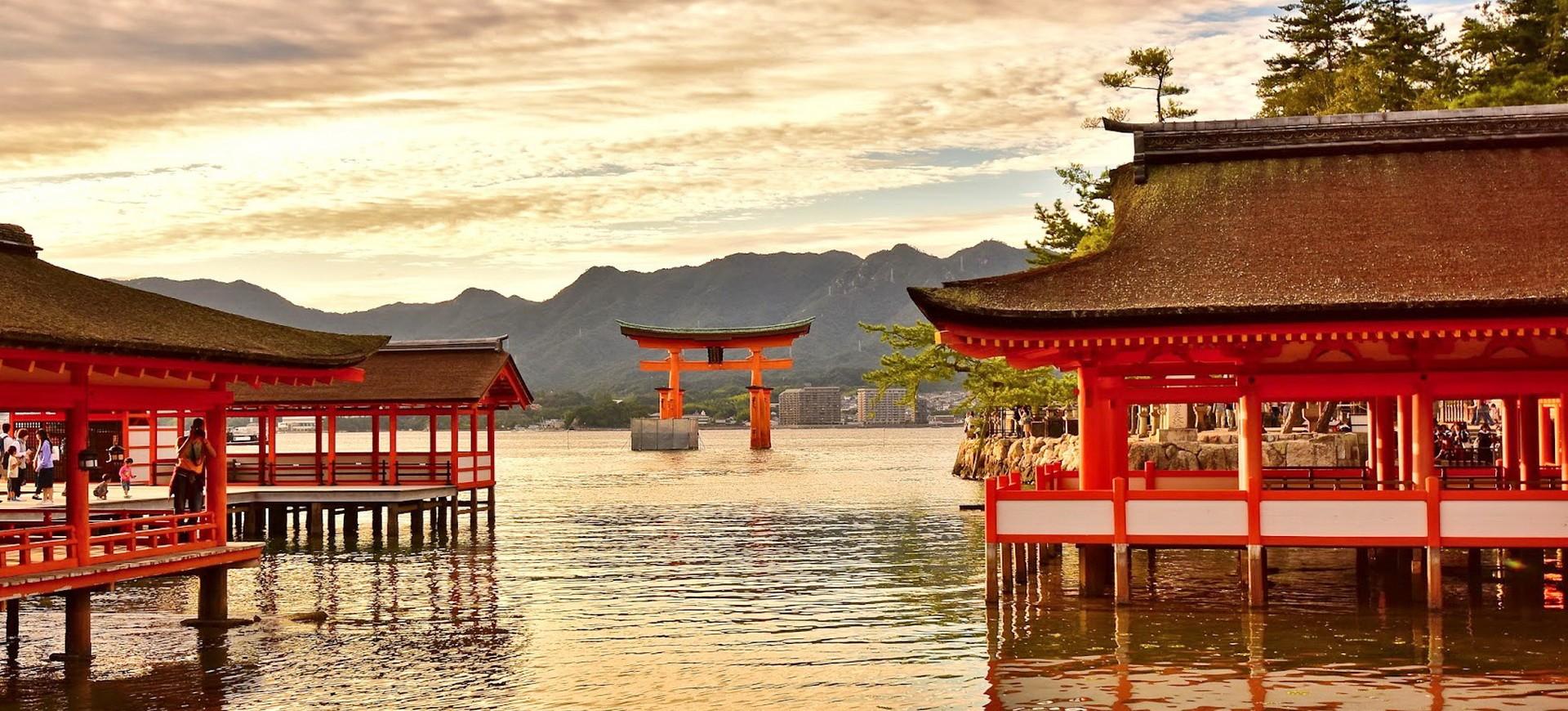 Japon Miyajima