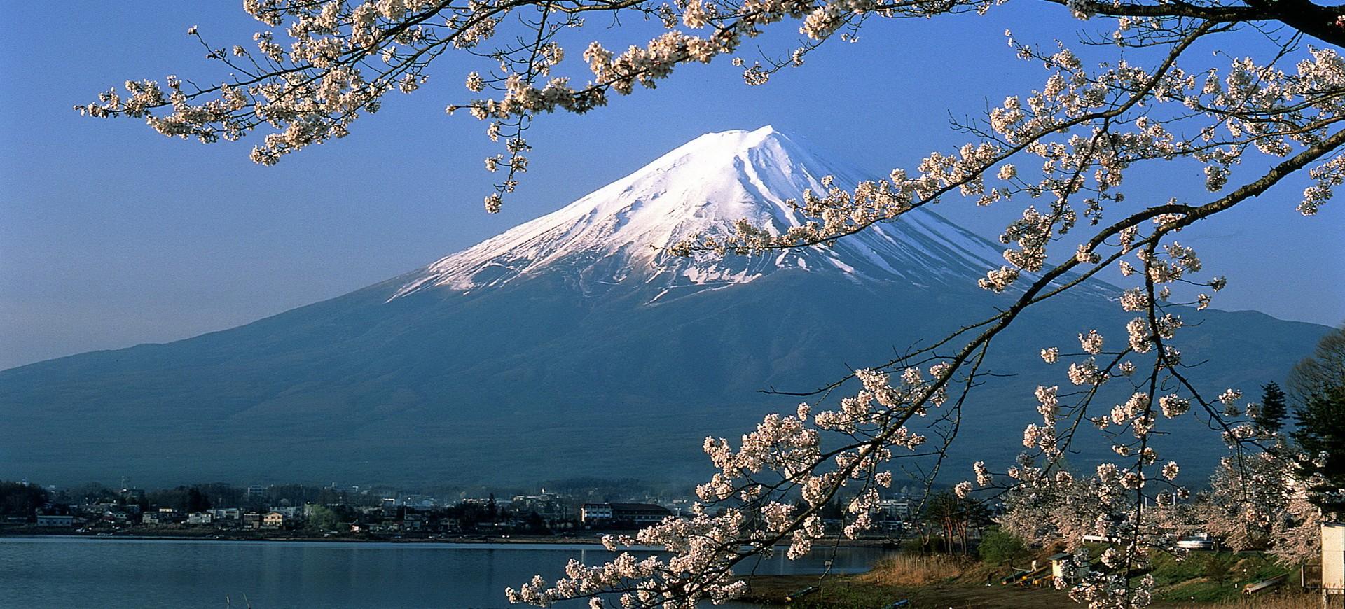 Japon Mont Fuji