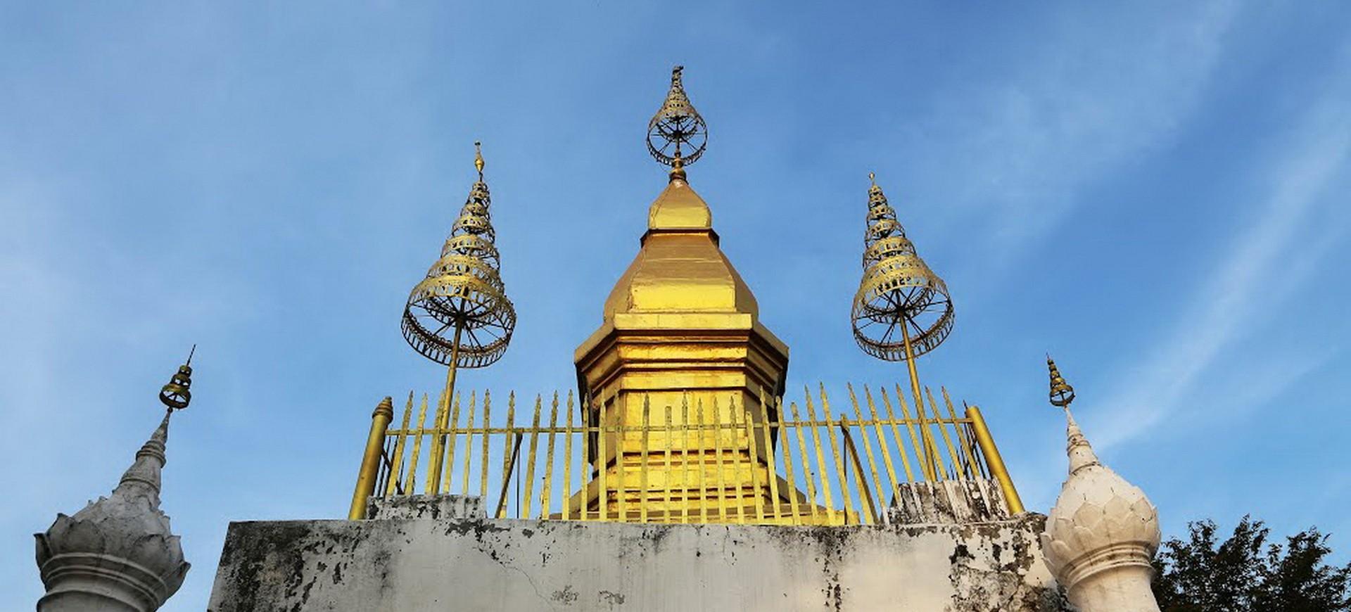 Luang Prabang Phousi au Laos