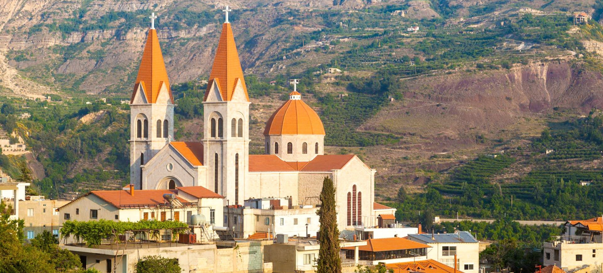 Liban Jounieh Eglise
