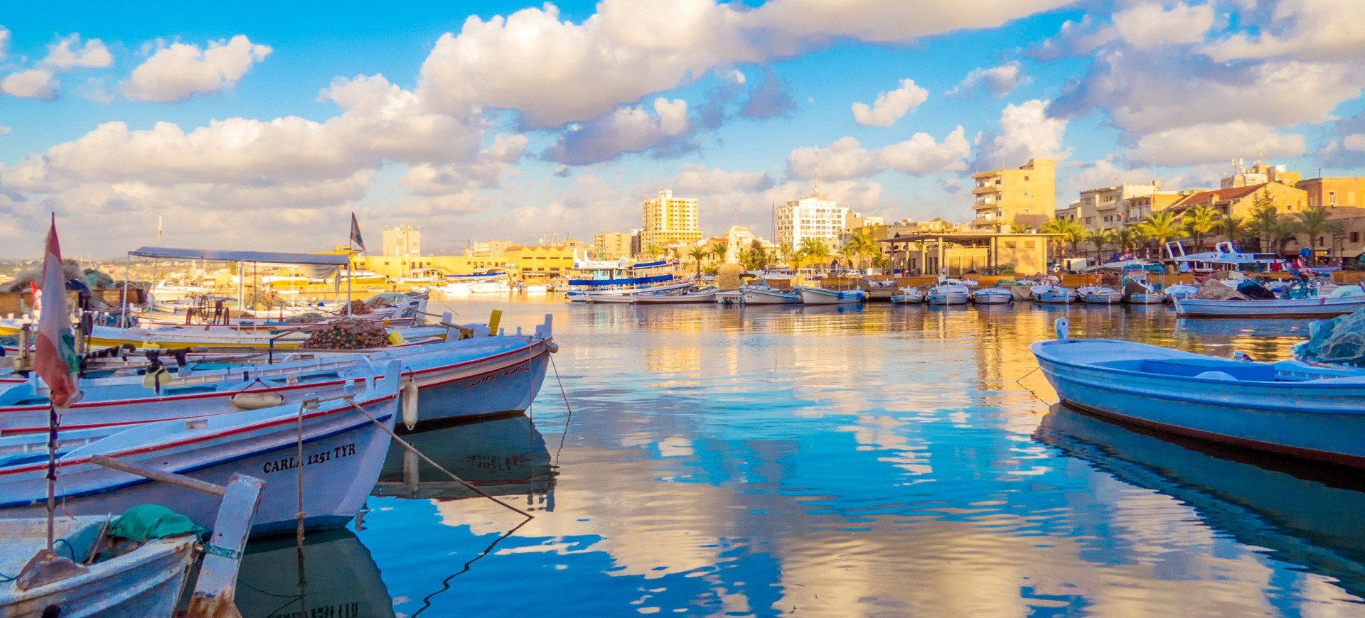 Liban Tyr le Port