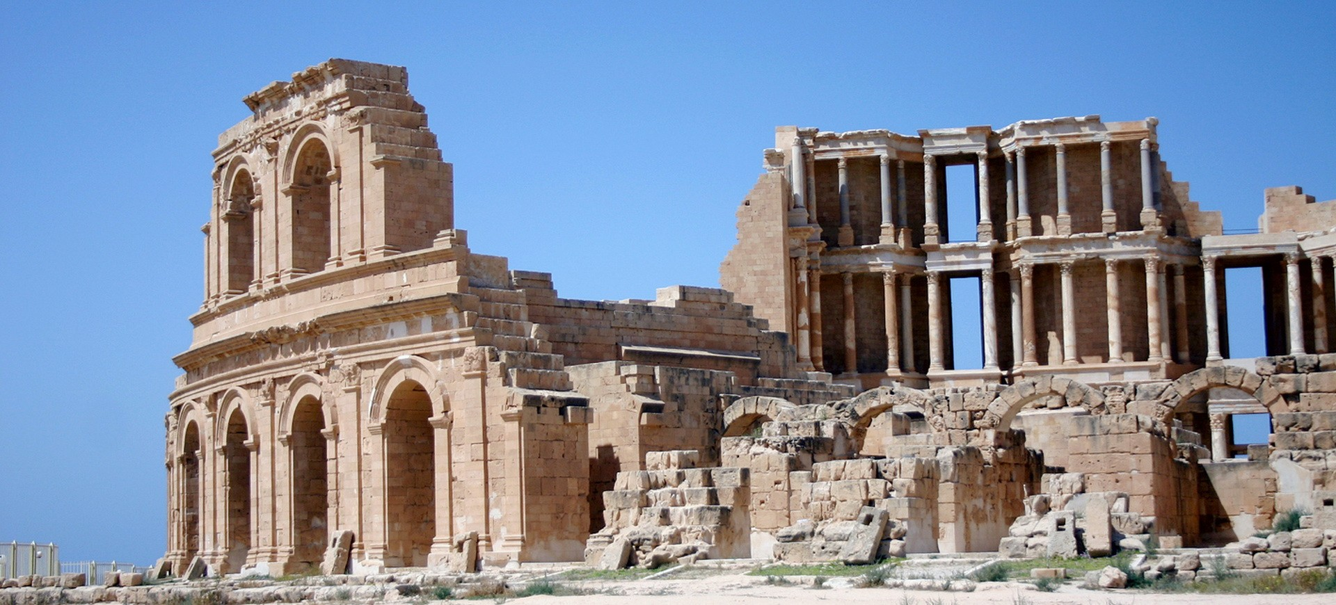 Site antique de Sabratha