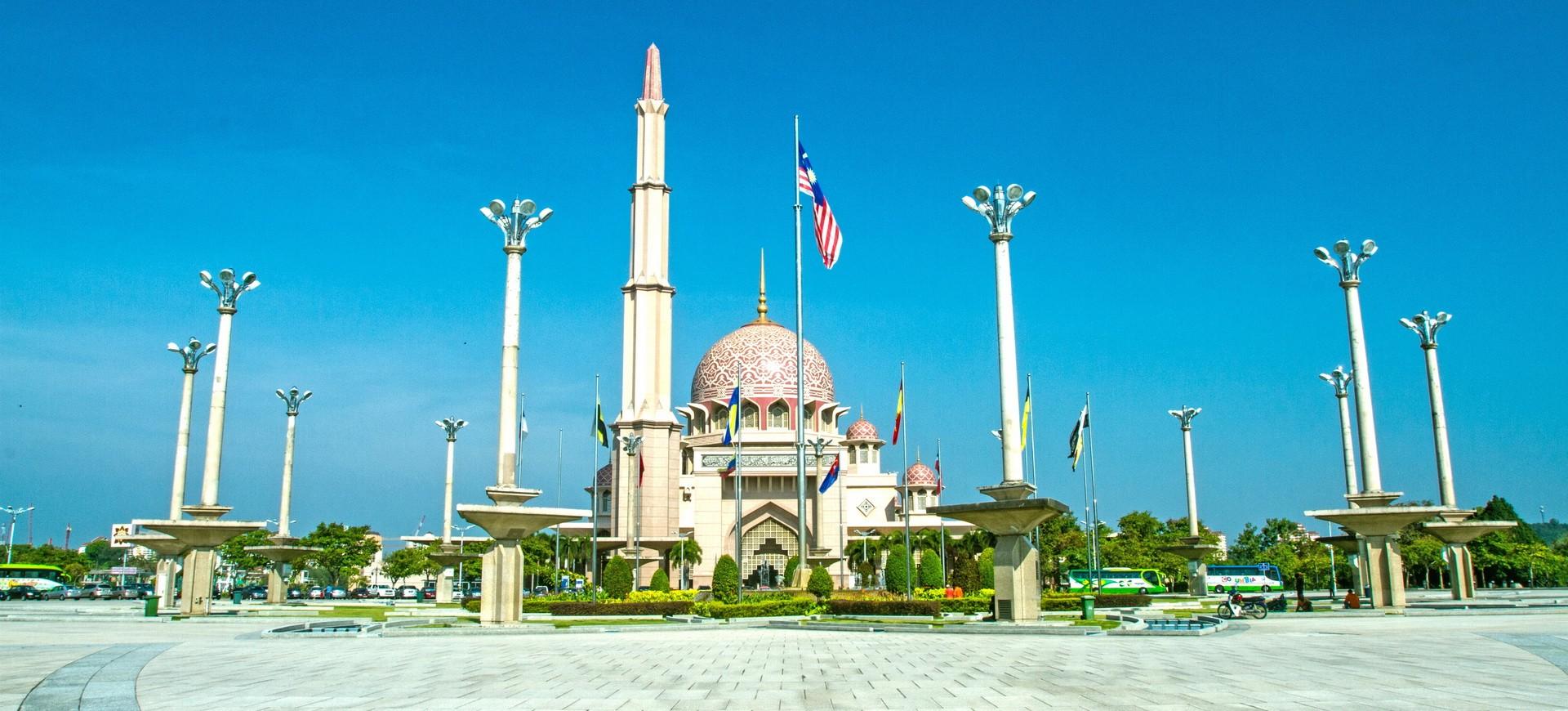 Malaisie Putrajaya Palais Darul Ehsan