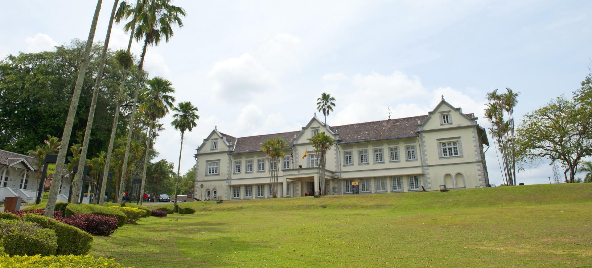 Malaisie Sarawak Musée