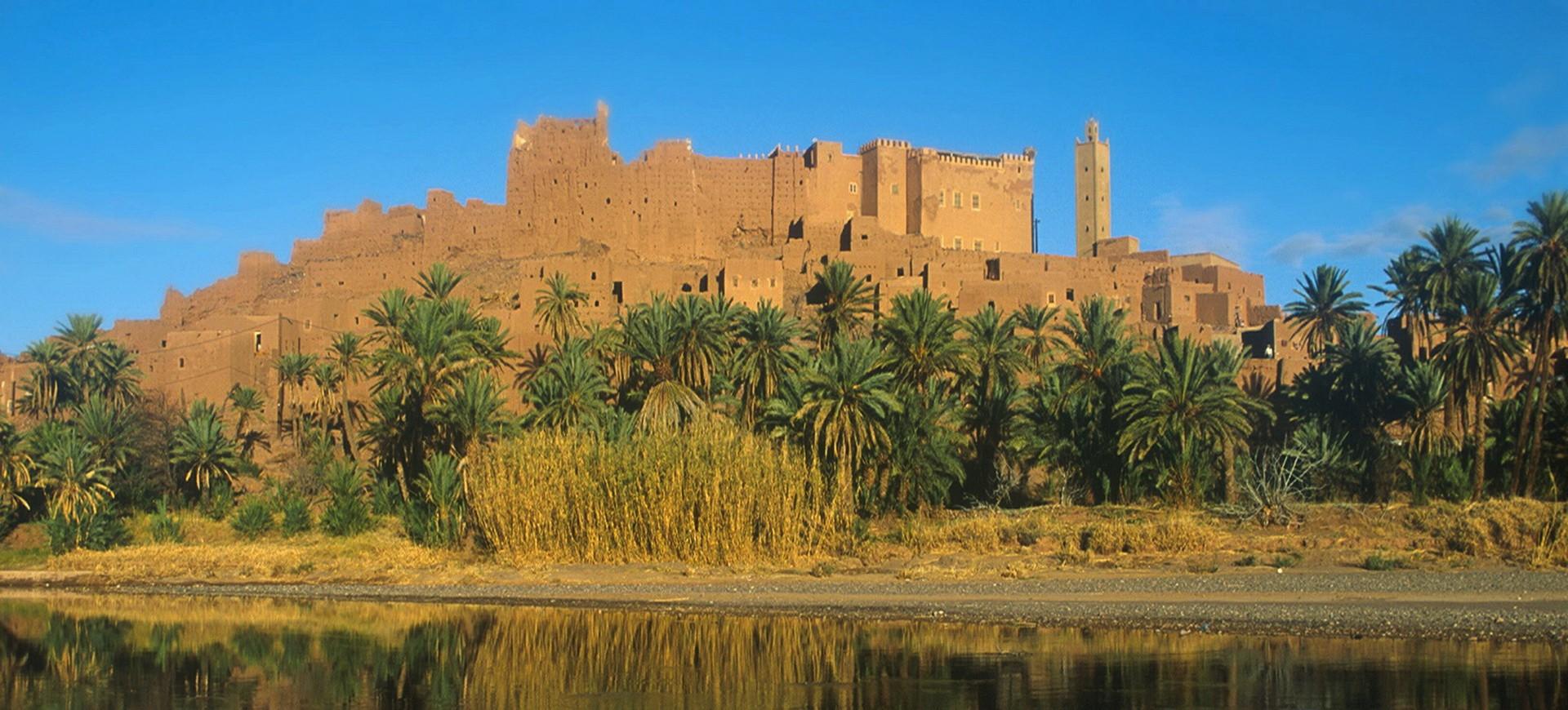 Ait Ben Haddou à Ouarzazate