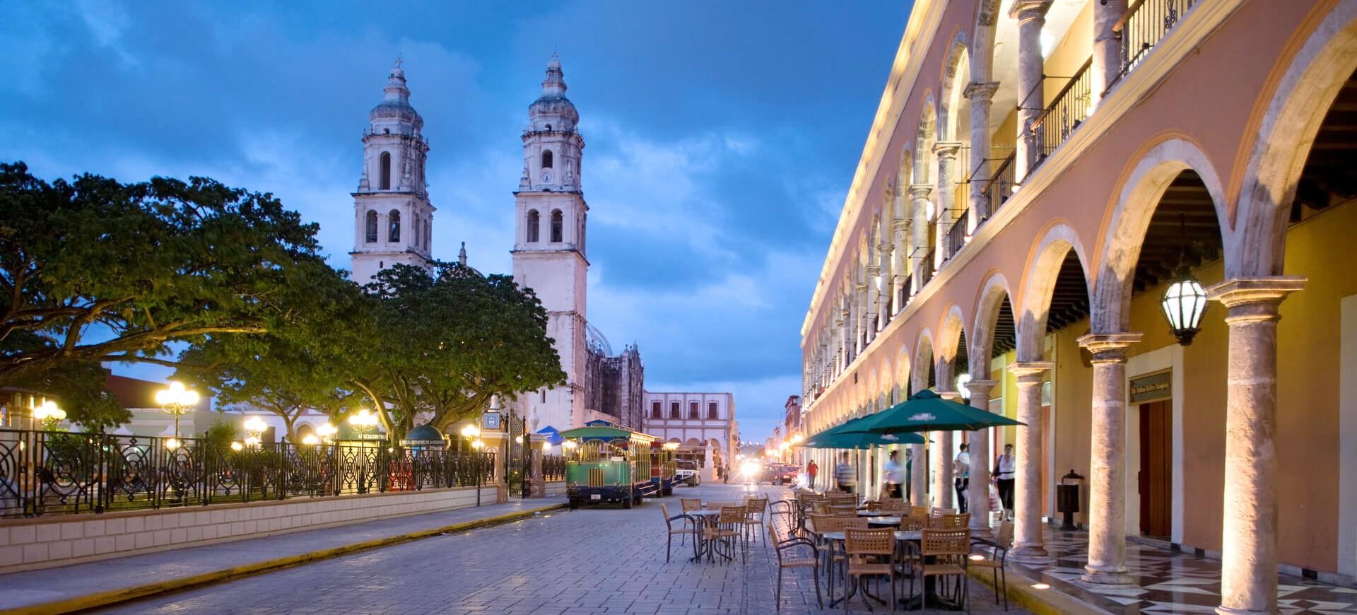 Découverte du Yucatan