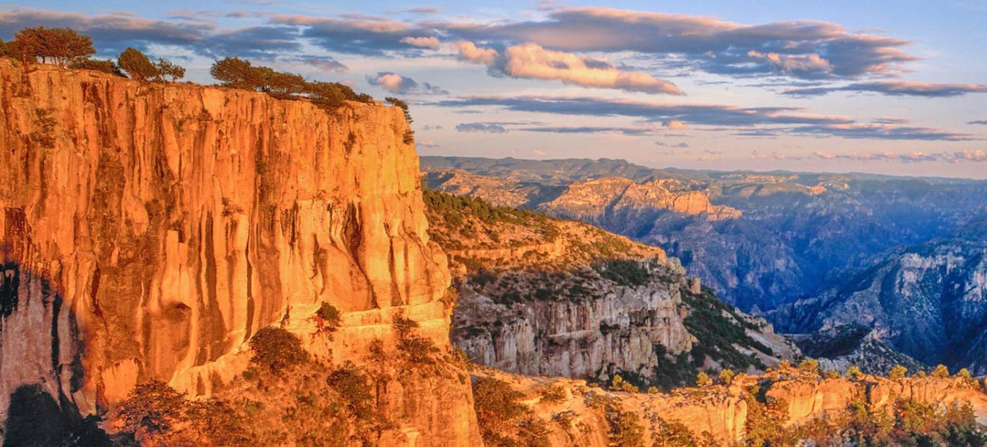 Mexique Las Barrancas del Cobre Canyon