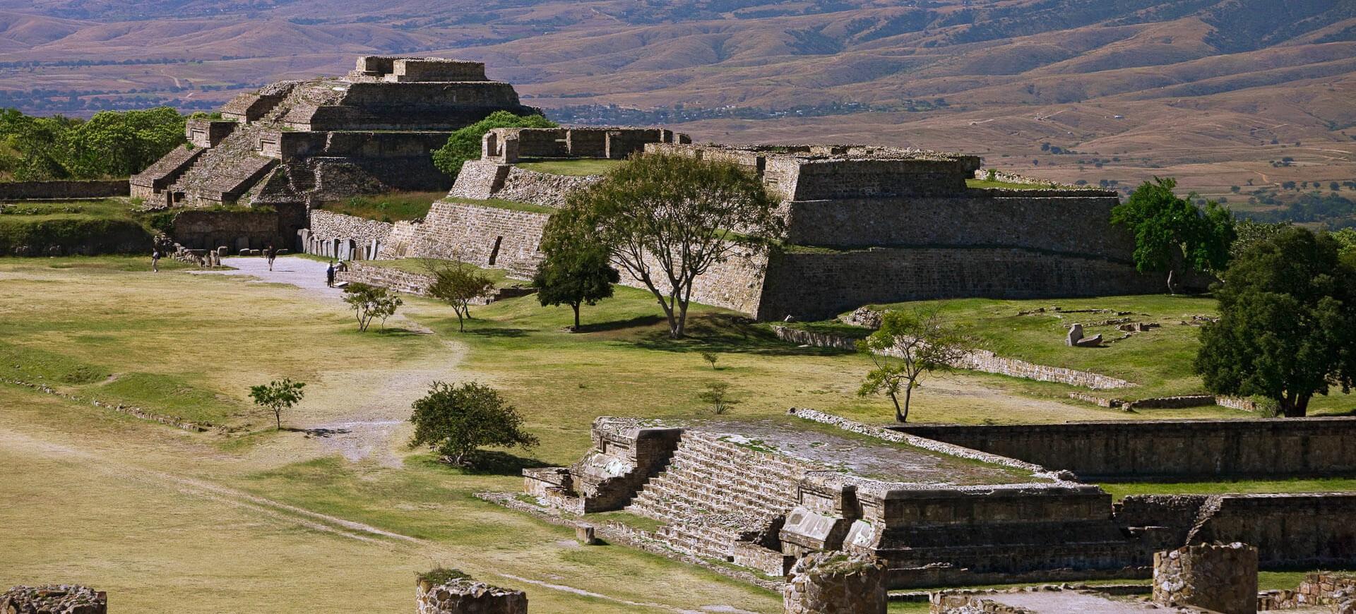 Site historique à Oaxaca